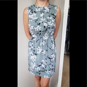 Dress from Loft.